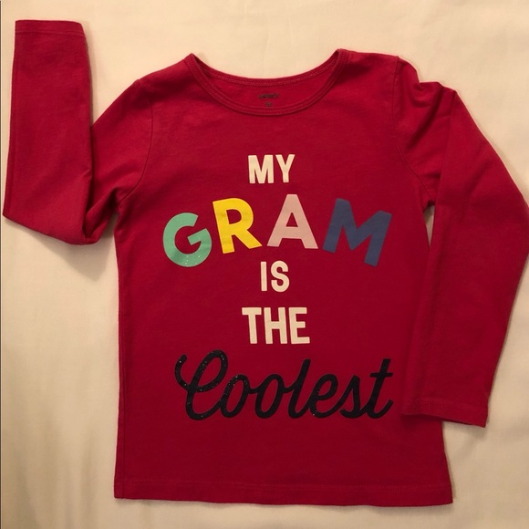 Carter's Other - CARTER'S Toddler Girls Graphic Shirt